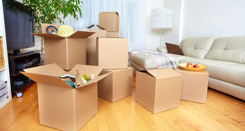 Downsizing your home - planning a move - blog post