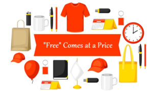 The cost of free and clutter - blog post