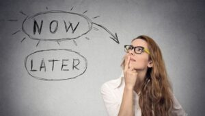 The 5 D's for quick decisions - productivity - blog post