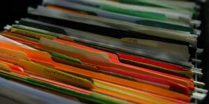 Top 10 Filing Tips - Managing folders - blog post