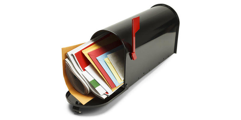 Mail - paper management and filing - blog post