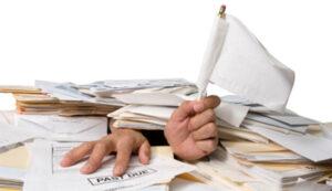 organizing paper - digital