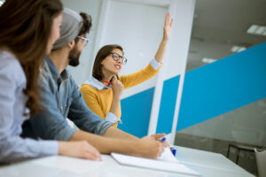 Corporate productivity training for employees