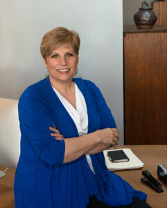 About Lisa Griffith - Professional business organizer and speaker - Griffith Productivity Solutions