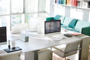 Office and employee workspace organization - optimization program