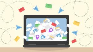 Digital information organization
