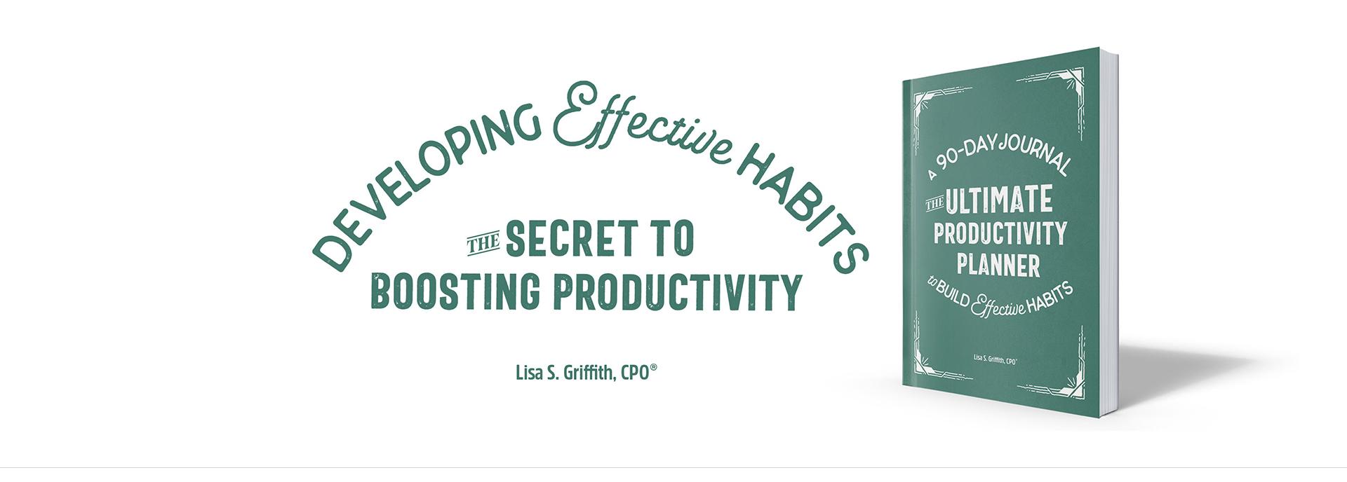 Developing Effective Habits