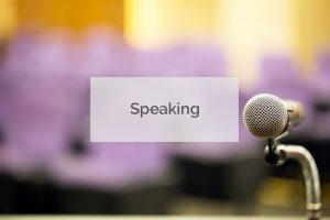 Speaking Services
